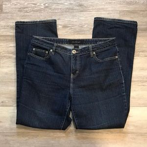 2/$40 Calvin Klein bootcut Jeans in size 10